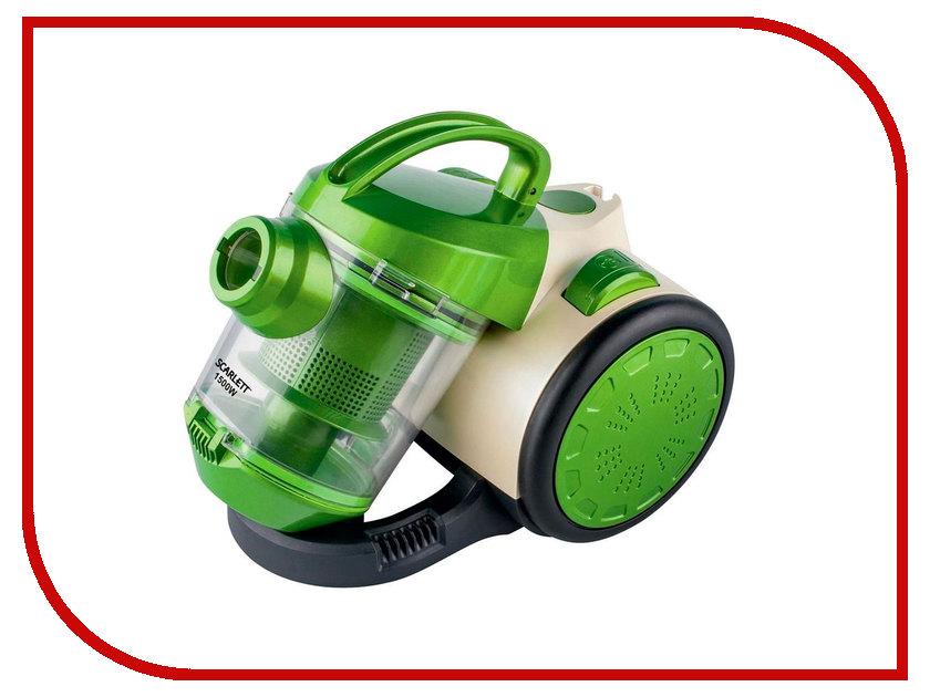 Пылесос Scarlett SC-VC80C01 Green