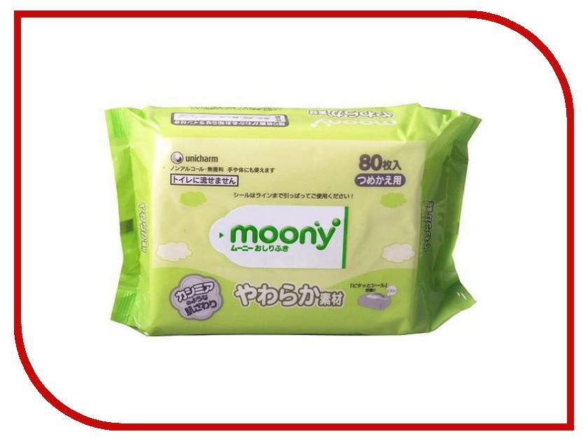 Салфетки Moony 80шт 4903111-181339