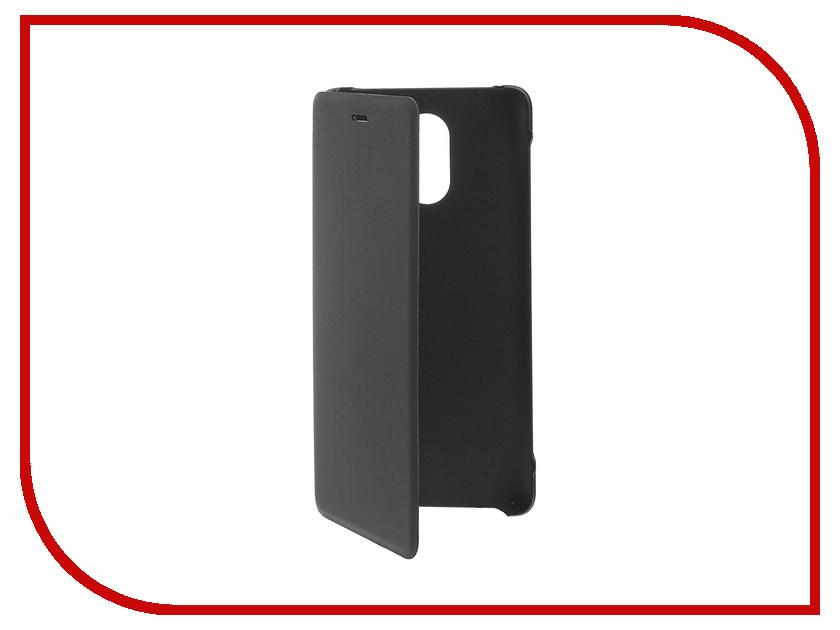 Аксессуар Чехол Xiaomi Redmi 4 Black аксессуар чехол xiaomi redmi 4 prime df xiflip 13