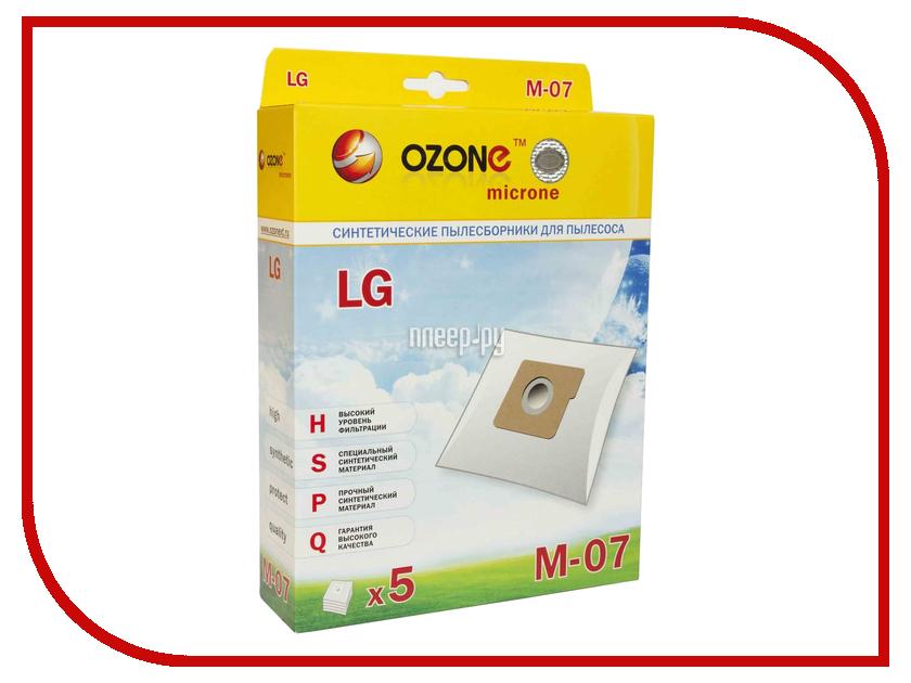 Аксессуар Ozone Micron M-07 пылесборник для LG TB-33
