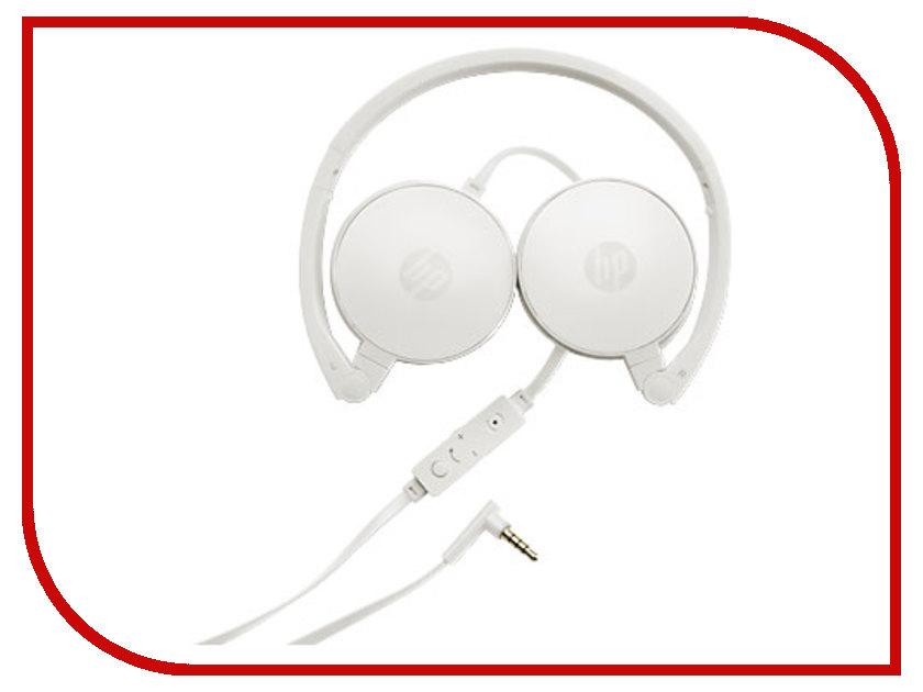 Гарнитура HP H2800 F6J04AA White