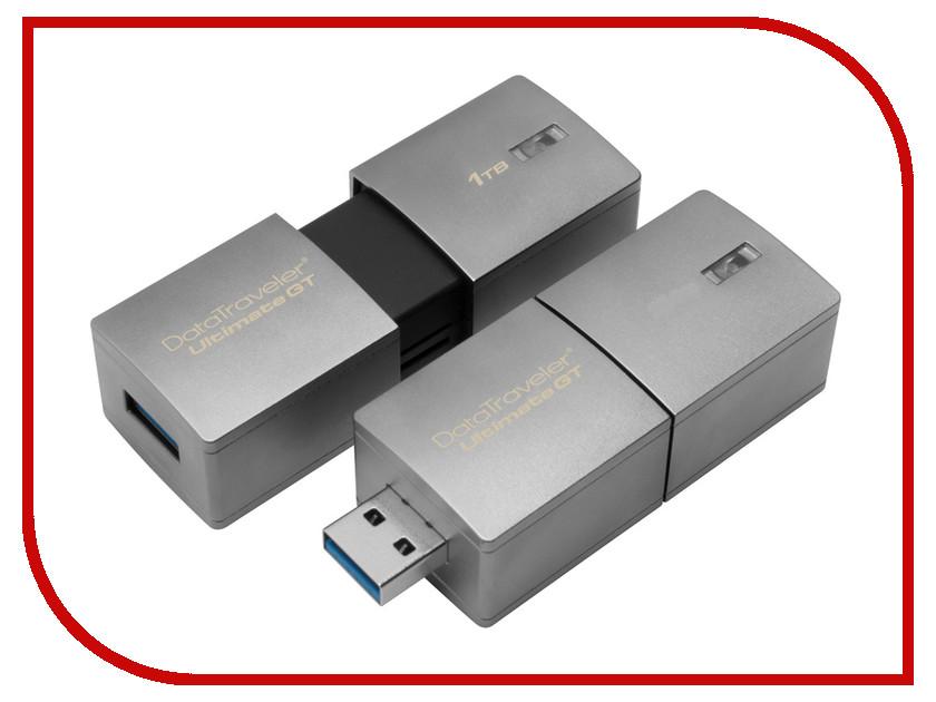 USB Flash Drive 1Tb - Kingston DataTraveler Ultimate GT DTUGT / 1TB