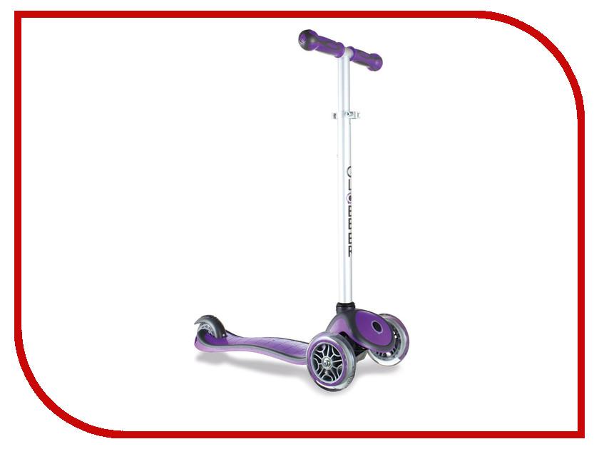 Здесь можно купить Globber Primo Plus  Самокат Y-SCOO Globber Primo Plus Purple со светящимися колесами
