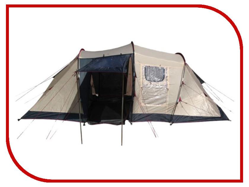 Палатка Campus Bordeaux 4 Beige-Graphite-Maroon