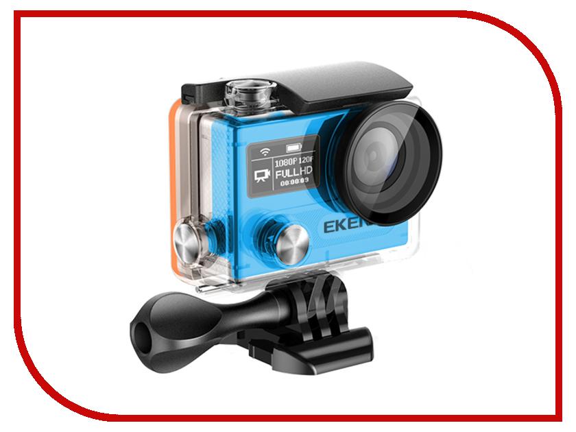 Экшн-камера EKEN H8R Ultra HD Blue eken pano360 экшн камера
