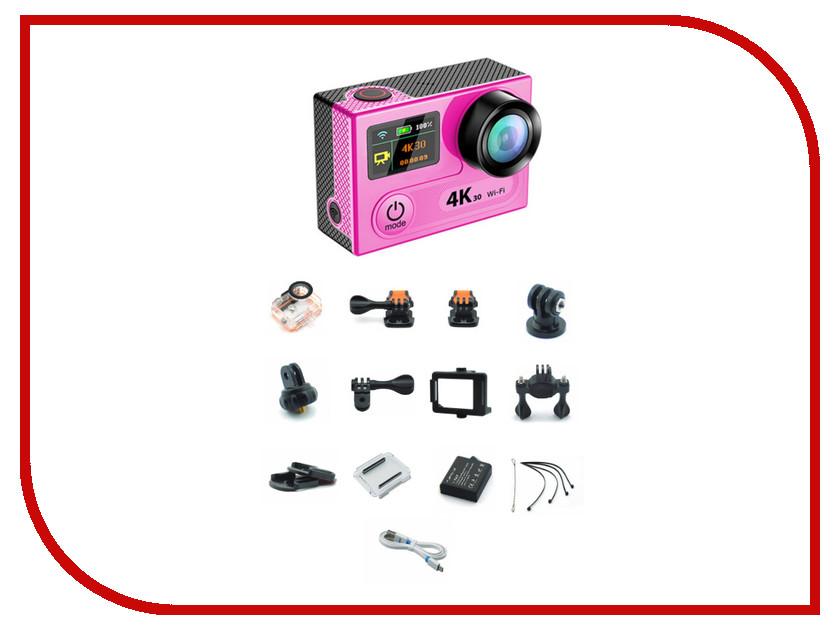 Экшн-камера EKEN H8R Ultra HD Pink