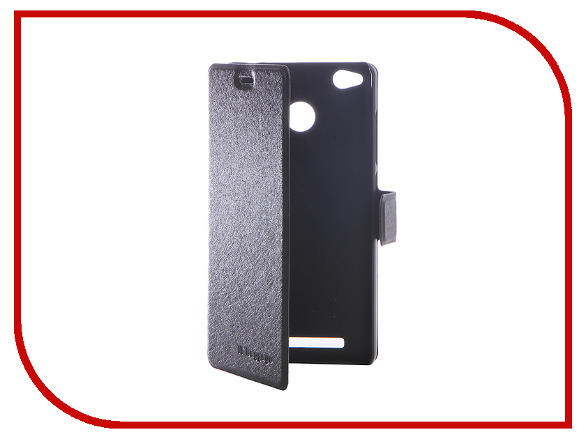 Аксессуар Чехол Xiaomi Redmi 3s IT Baggage Black ITXMRM3S-1