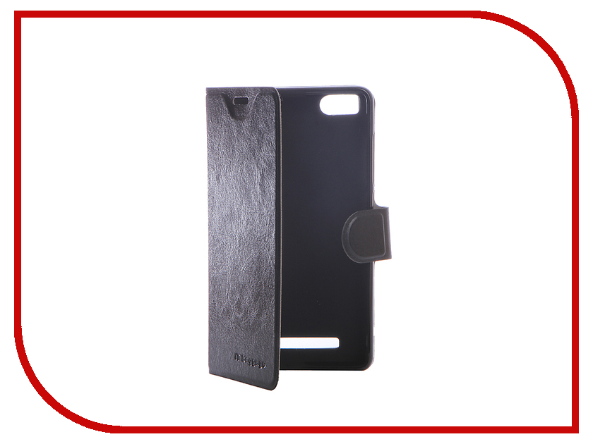 Аксессуар Чехол Xiaomi Mi 4C IT Baggage Black ITXMMI4C-1