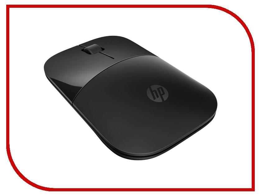 Мышь HP Z3700 Black V0L79AA hewlett packard hp 600 shadow эльфы мышь игры мышь игровая мышь проводная мышь