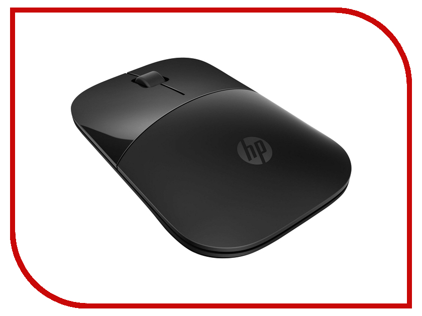 Мышь HP Z3700 Black V0L79AA hewlett packard hp c2500 проводной черная мышь