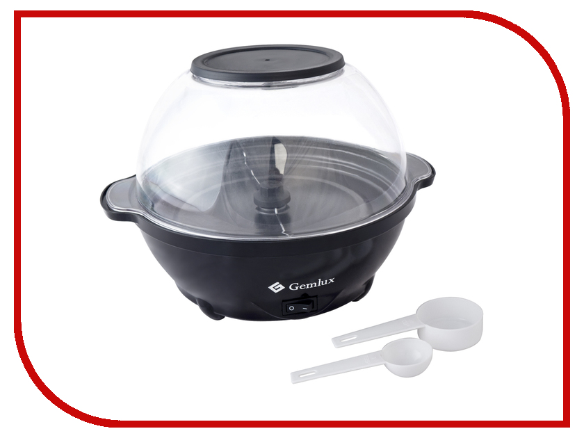 Аппарат для попкорна Gemlux GL-PM-1R оправа для очков cadillac cm1123 1r