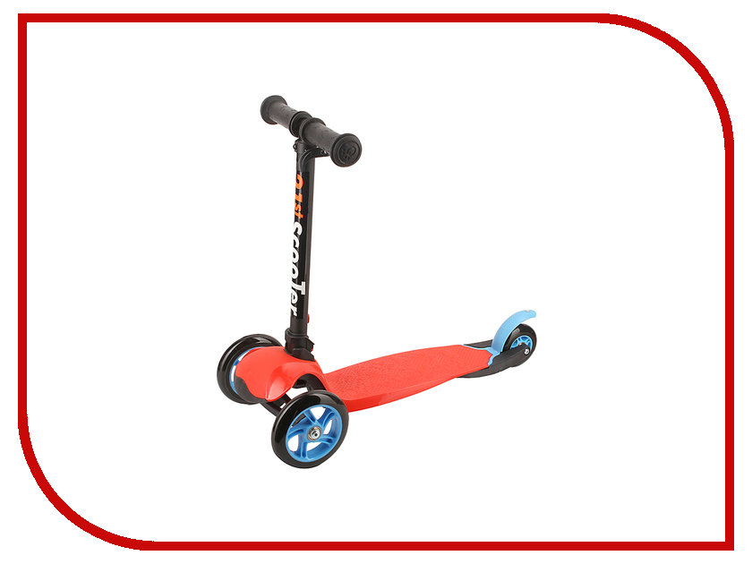 Самокат 21st Scooter SKL-M-01 / 005-2 Red