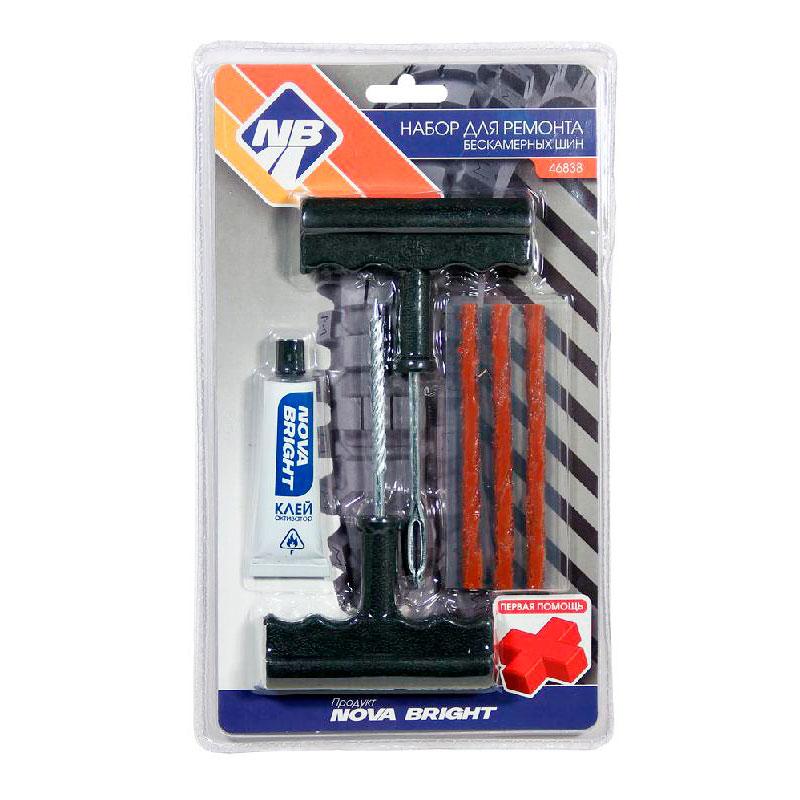 Инструмент Nova Bright 46838 для ремонта бескамерных шин
