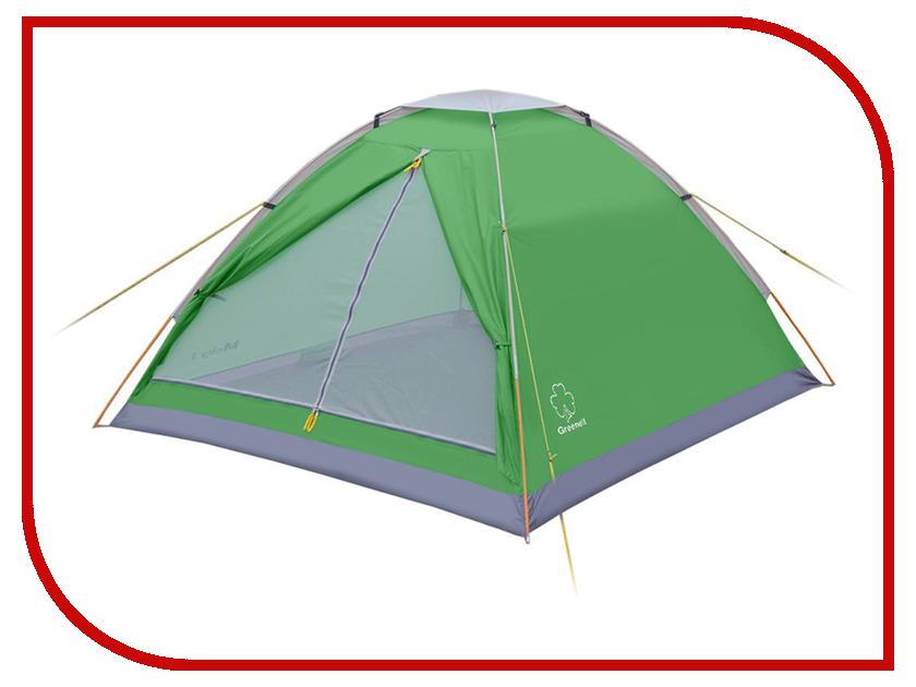 Палатка Greenell Моби 2 V2 Green-Grey 95962-364-00 цена