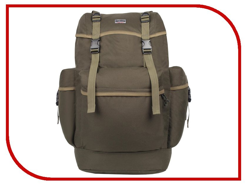 Рюкзак Nova Tour Hunterman Охотник 70 V3 Khaki 95828-502-00