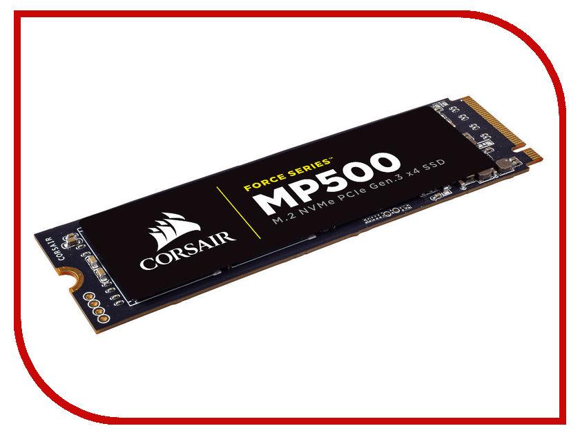 Жесткий диск 120Gb - Corsair Force LE SSD CSSD-F120GBMP500