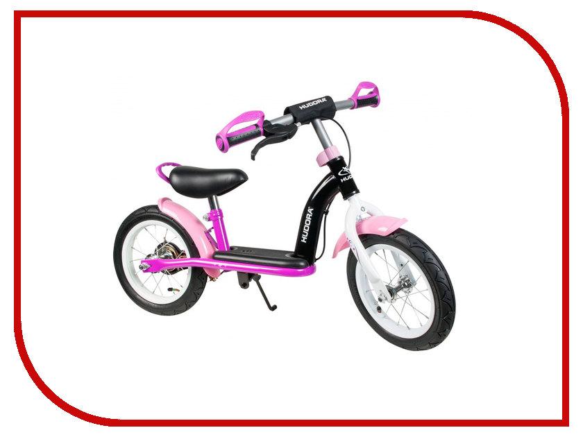 Беговел Hudora Laufrad Cruiser Girl 12 Pink