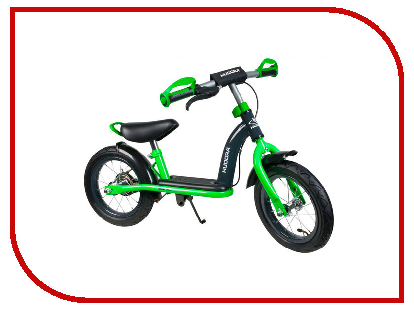 Беговел Hudora Laufrad Cruiser Boy 12 Green