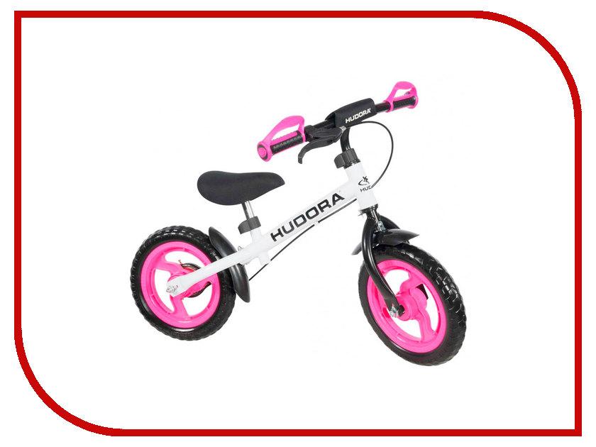 Беговел Hudora Laufrad Ratzfratz 12 Pink