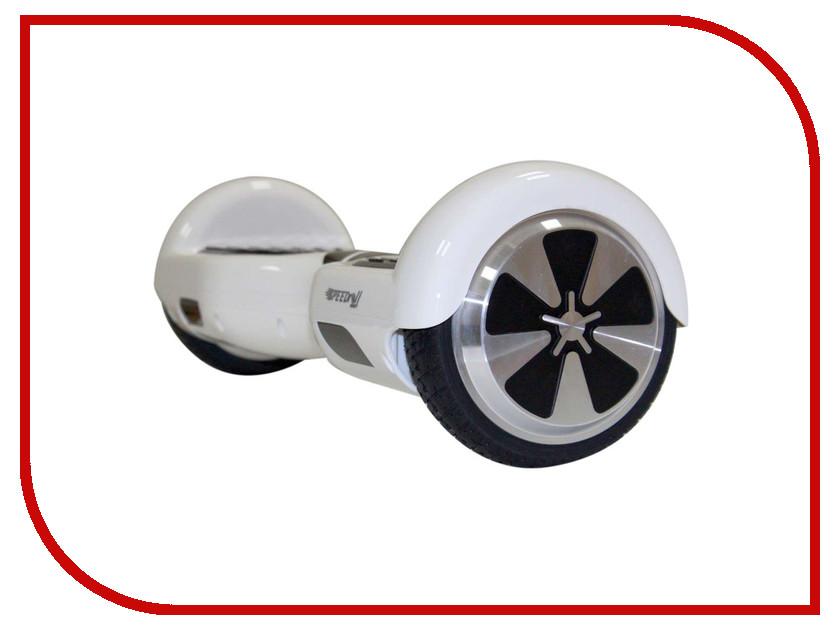 Гироскутер SpeedRoll Premium Smart 01APP с самобалансировкой White