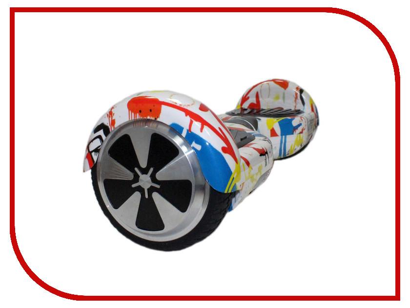Гироскутер SpeedRoll Premium Smart 01APP с самобалансировкой Graffiti speedroll 08app