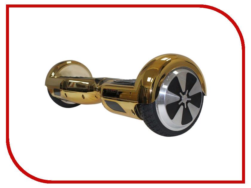 Гироскутер SpeedRoll Premium Smart 01APP с самобалансировкой Gold Chromium электросамокат speedroll e 5 pink