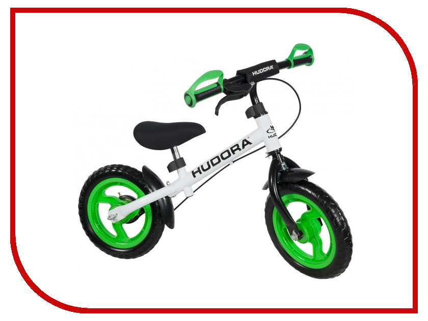 Беговел Hudora Laufrad Ratzfratz 12 Green