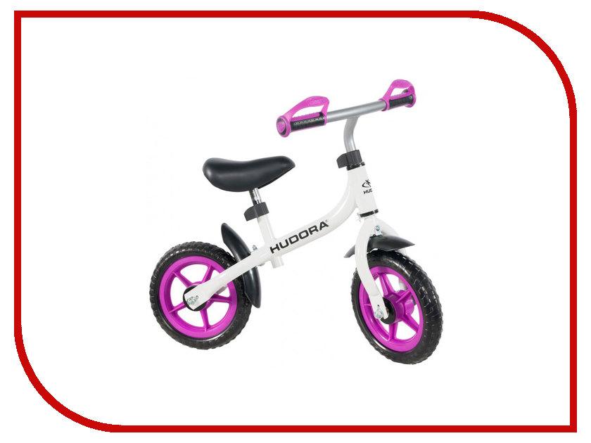 Беговел Hudora Laufrad Bikey 3.0 Girl White-Lilac