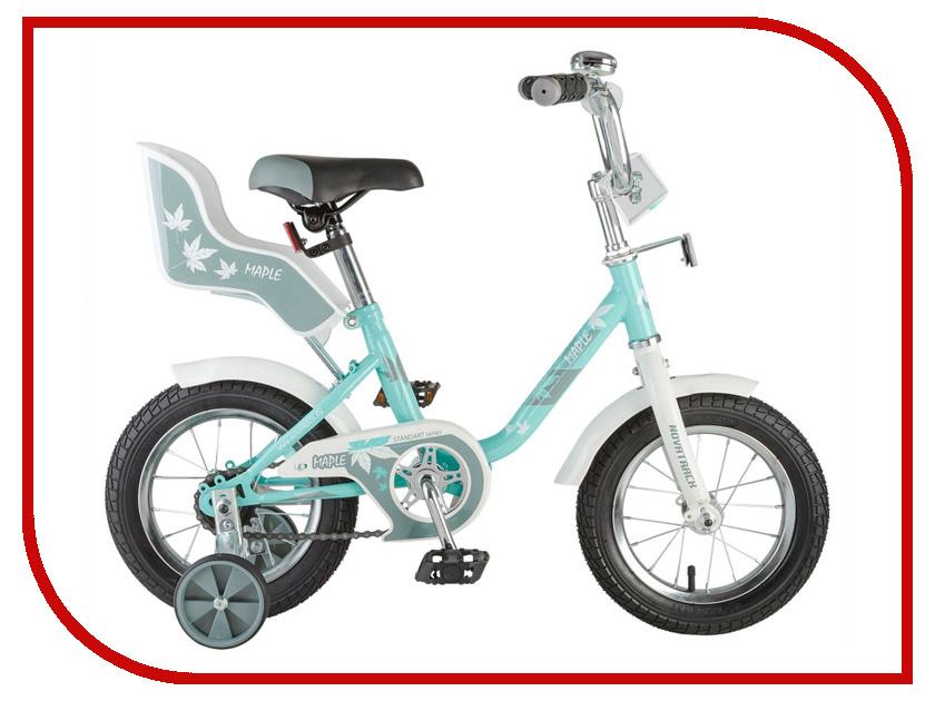 Велосипед Novatrack Maple 12 2017 Green 124MAPLE.Gn7 12magic wt5 novatrack
