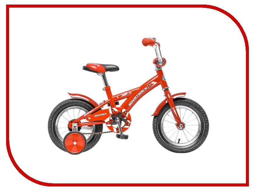 Велосипед Novatrack Delfi 12 2015 Red-Burgundy 124DELFI.RD5 12magic wt5 novatrack