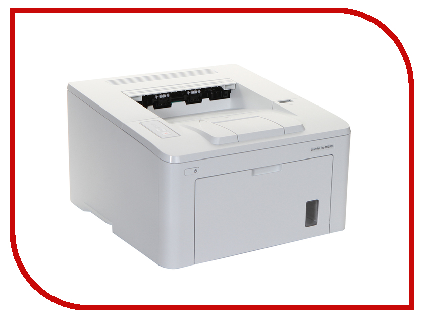 Принтер HP LaserJet Pro M203dn принтер hewlett packard hp color laserjet cp5225 a3 ce710a