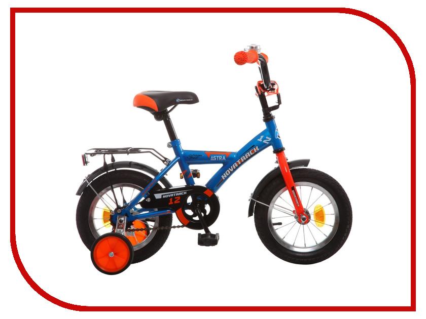 Велосипед Novatrack Astra 12 2015 Blue 123ASTRA.BL5 велосипед novatrack astra 14 098572 белый