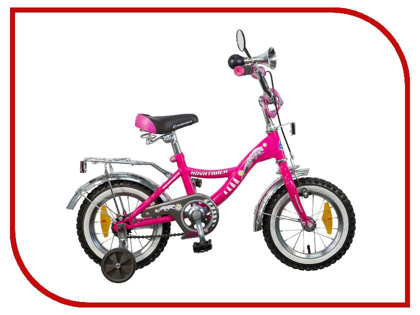 Велосипед Novatrack Bagira 12 2015 Pink 127BAGIRA.PN5<br>
