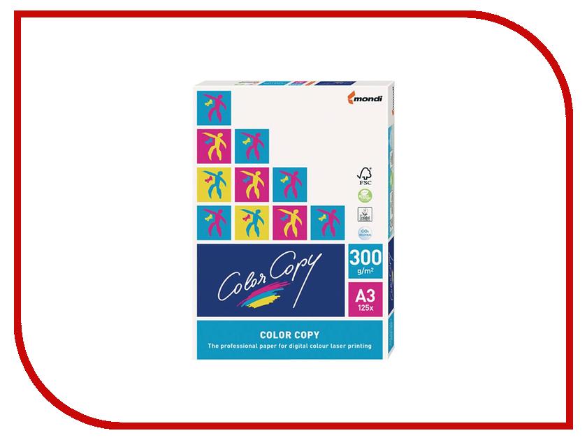 Бумага Color Copy A3 300g/m2 125 листов 18872
