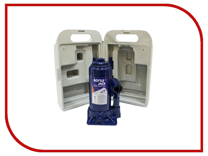 Домкрат Nova Bright 5т 183-385мм 01199 в чемодане