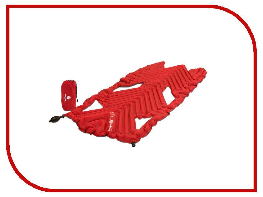 Коврик Klymit Inertia X Wave Red 06XWRd01A