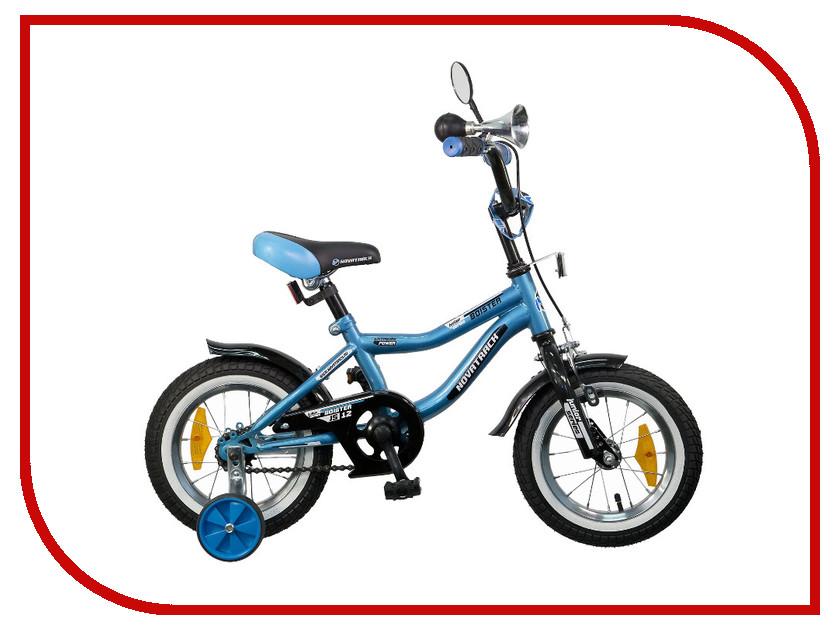 Велосипед Novatrack Boister 12 2015 Blue 125boister.BL5 велосипед novatrack boister 2016