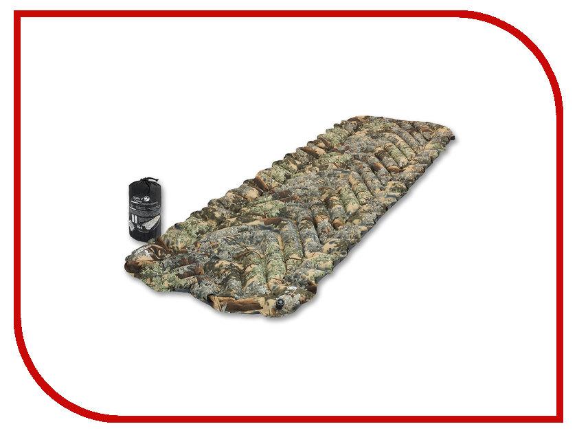 Коврик Klymit Static V-Camo Camouflage 06SVKd01C klymit insulated static v recon