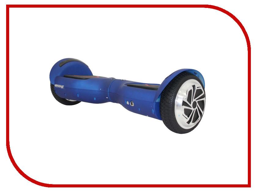 Гироскутер SpeedRoll Handy 13APP с самобалансировкой Matt Blue