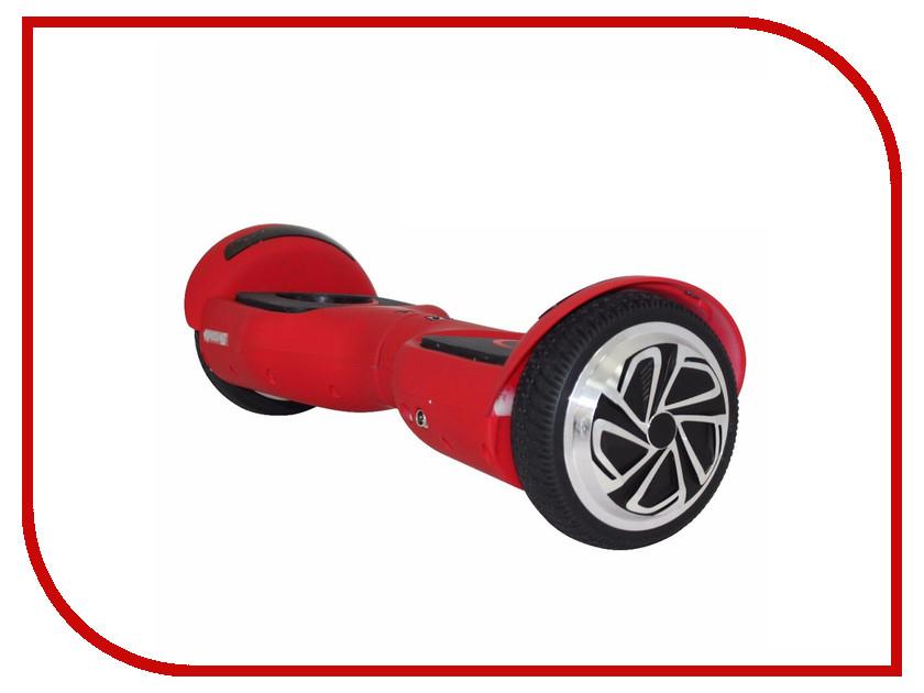 Гироскутер SpeedRoll Handy 13APP с самобалансировкой Matt Red электросамокат speedroll e 5 gold
