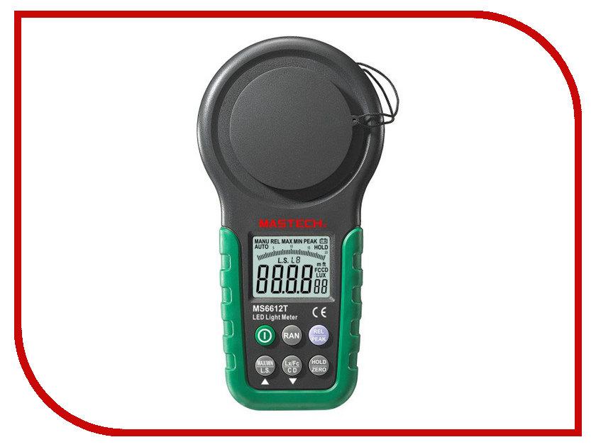 Измеритель освещенности Mastech MS6612T