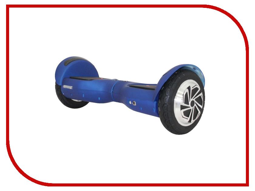 Гироскутер SpeedRoll Handy 14APP с самобалансировкой Matt Blue