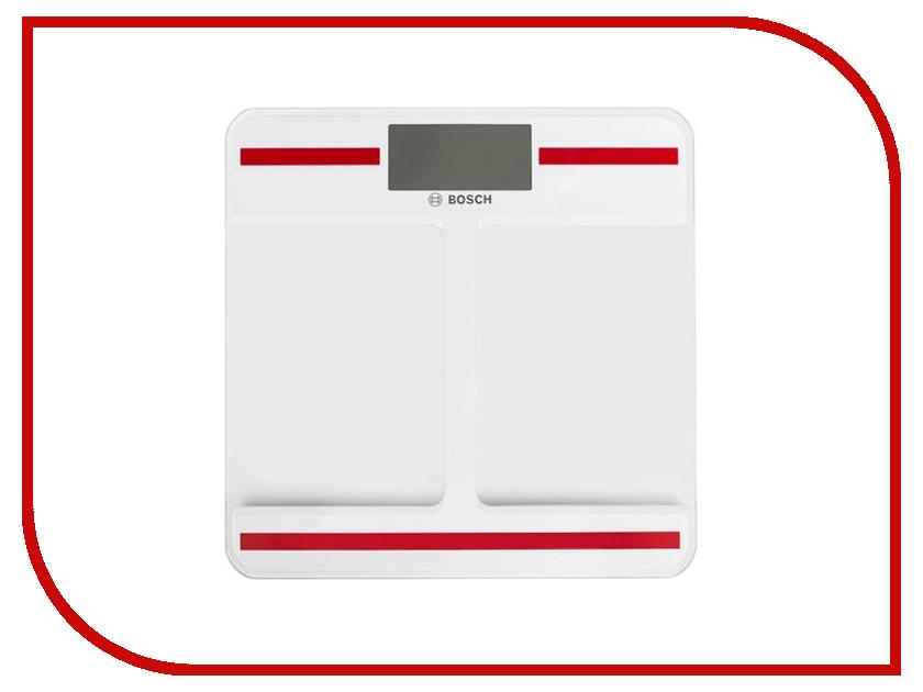 Весы напольные Bosch PPW 4202 весы bosch весы напольные электронные ppw3301