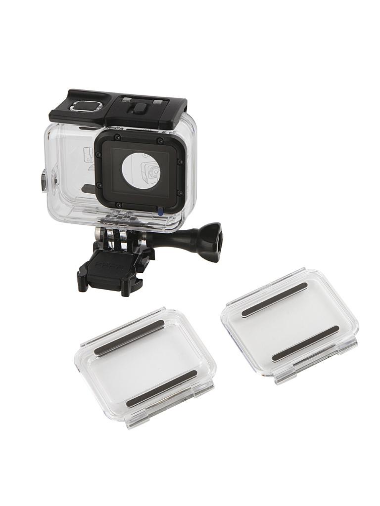 Фото - Аксессуар GoPro AADIV-001 Black водонепроницаемый бокс для GoPro Hero 5/Hero 6 аккумулятор gopro hero8 ajbat 001 rechargeable battery
