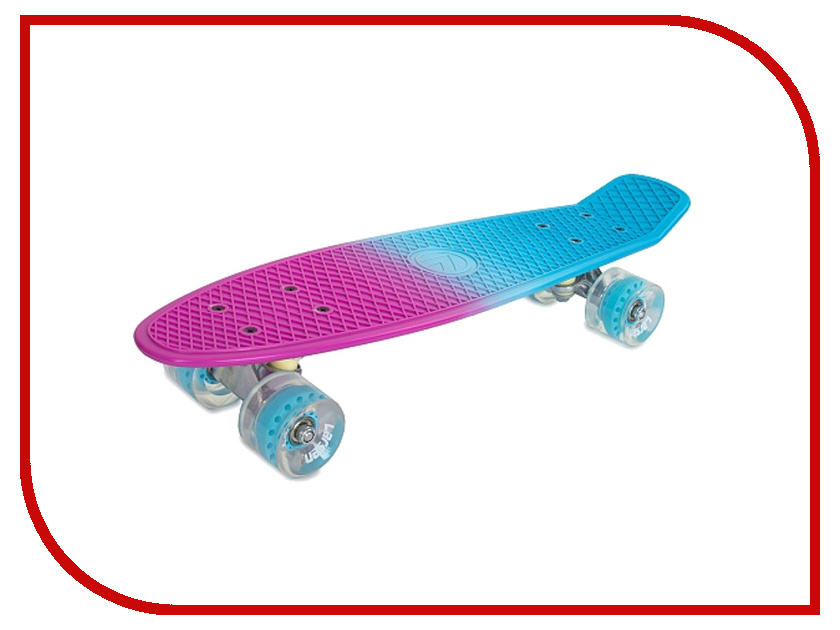 Скейт Larsen Summer 1 Blue-Lilac