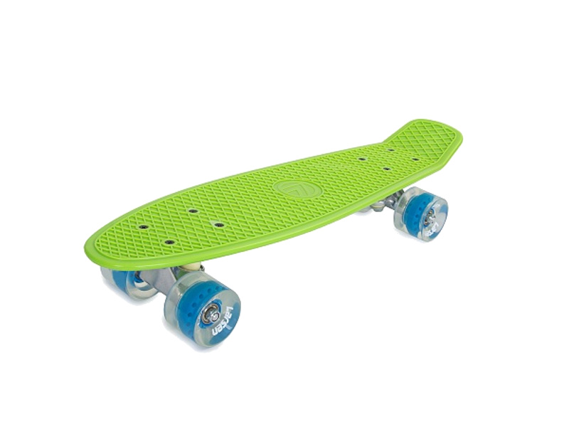 Скейт Larsen Sunny 3 Lime