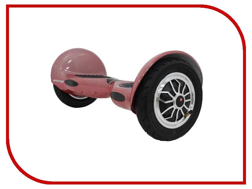 Гироскутер SpeedRoll Premium SUV 05APP с самобалансировкой Red Carbon