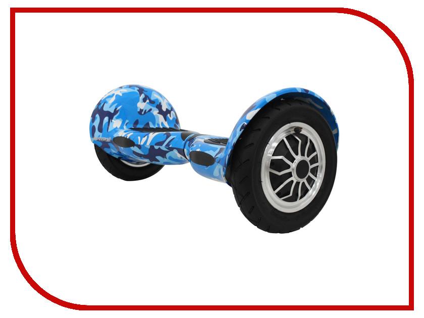 Гироскутер SpeedRoll Premium SUV 05APP с самобалансировкой Blue Camouflage