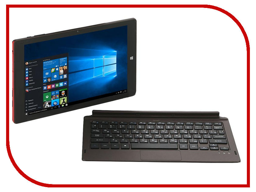 Планшет Prestigio MultiPad Visconte V PMP1012TE3GRD (Intel Atom Z3735F 1.33 GHz/2048Mb/32Gb/3G/Wi-Fi/Cam/10.1/1280x800/Windows 10) планшеты prestigio планшет prestigio grace 3157 3g 16гб
