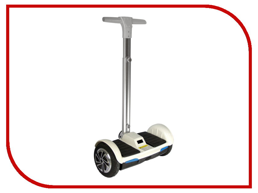 Сегвей SpeedRoll Handing Scooter F1-8B White